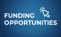 Button to lead to the Funding Opportunities page